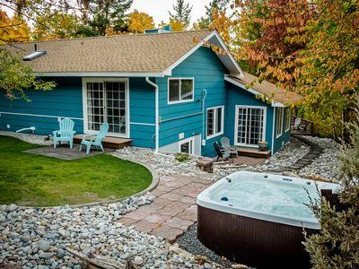 Photo for Tubbs Hill Retreat in Downtown Coeur d'Alene! Available as a 3 or 5 bed home!