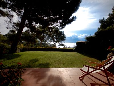 Photo for LOVELY GARDEN HOUSE in MAR MENUDA