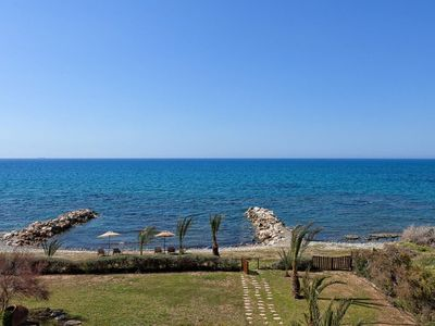 Photo for Relaxing Holiday with Private Beach