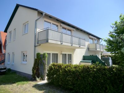 Photo for 2 bed, 1 Wz, B / D, mod. Kitchen with dining area, terrace, car parking space