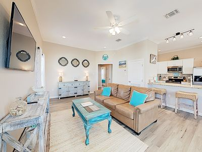 Peace of Paradise - Brand-New 2BR Coral Reef Coastal Home