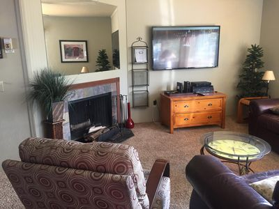 Photo for Lake Village Townhome with private hot tub!  Great Introductory month rates!