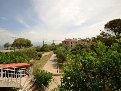 Photo for Evagelia's House by the Beach near the Mountain