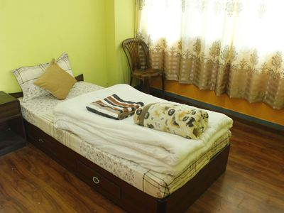 Photo for Private Budget Room  with Breakfast, 15 minutes walking from Thamel, Kathmandu