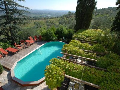 Photo for 8 bedroom Villa, sleeps 16 in Guamo with Pool, Air Con and WiFi