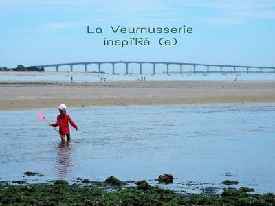 Photo for A Rivedoux Beach on the Isle of Re La veurnusserie