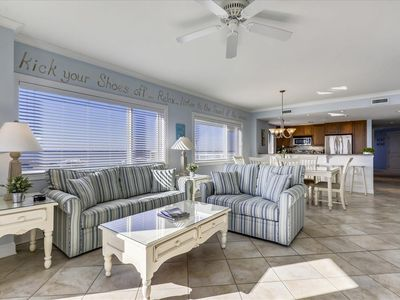 Photo for Meridian 904 - LUXURY 3 BEDROOM 3 BATH CONDO W/ PERFECT OCEAN & BAY VIEWS