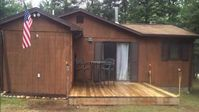 Beautiful location, Cozy cabin, and Close to trails