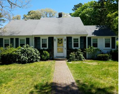 Photo for Cape Cod rental walking distance to beach