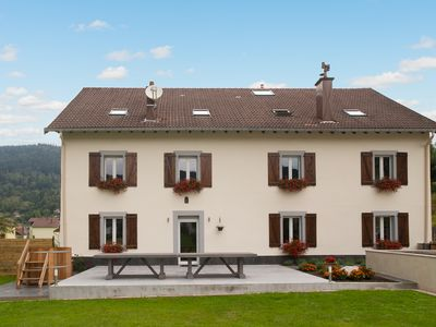 Photo for Group accommodation near La Bresse. On the slopes, 20-41 people