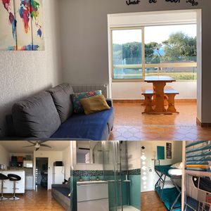 Photo for Studio for 4 persons classified 3 stars sea view