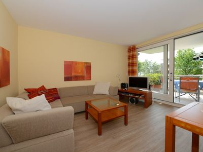 Photo for Apartment - Haus Flora, Apt. 6 - Osterstrasse 1 - Haus Flora -Fewo with side sea view