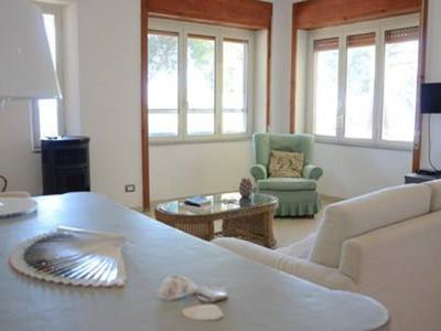 Photo for Casamiacasadicharme 4 Villa divided into 4 terraced apartments with sea view