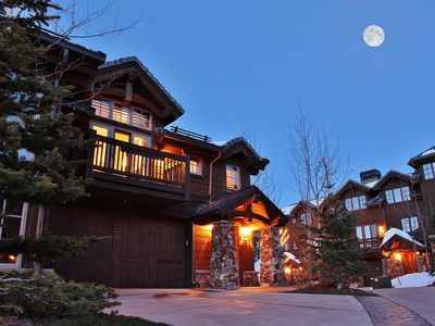 Photo for Ski-in/Ski-Out Deer Valley VRBO Home at Ironwood in Empire Pass!