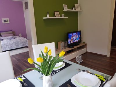 Photo for Zelengaj Apartment, 2BDR, Host4, WiFi