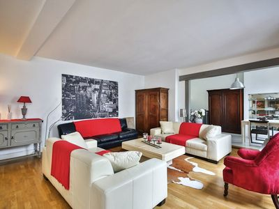 Photo for Beautiful duplex in the heart of Paris