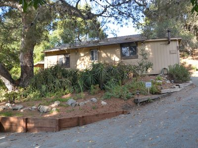Photo for Come for a relaxing stay at the Libretto Cottage in San Luis Obispo/Edna Valley