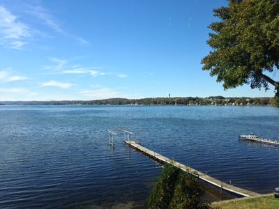 Photo for Family Friendly Centrally Located Home On Conesus Lake