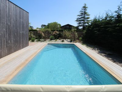 Photo for Chalet for 4 people with private pool