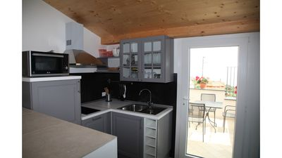 Photo for FICO apartment at Agriturismo Il Vecchio Mulino