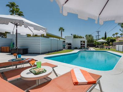 Photo for Hip with Iconic Architecture and Ideal Palm Springs Neighborhood