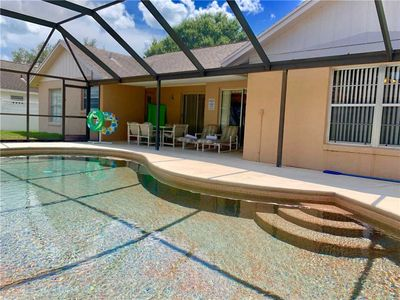 Photo for 3 Bedroom private pool - free wifi 4 miles from Disney