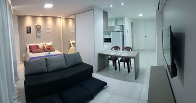 Photo for Flat Ponta de Campina-PB- for season or daily - Furnished
