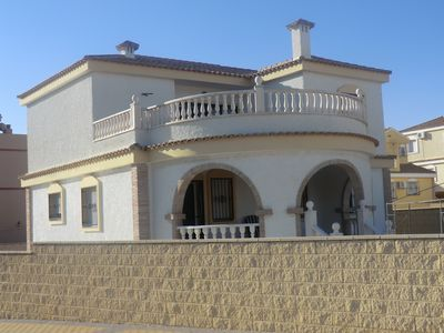 Photo for Alicante Area, Private Villa, Private Swimming Pool And Air Con and Wi Fi