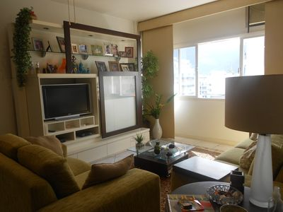 Photo for 3BR Apartment Vacation Rental in Rio de Janeiro