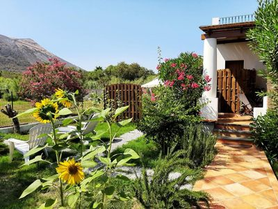 Photo for Detached house at 150 m. from the Thermal Muds of Vulcano and from the beaches