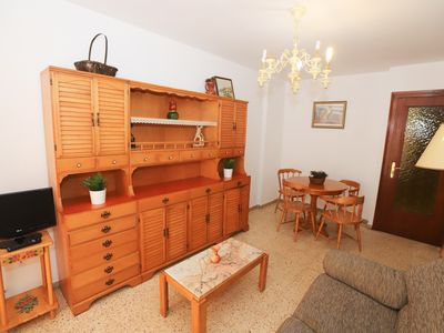 Photo for REF 130 GRECO II- TWO ROOMS APARTMENT 50 METERS FROM THE BEACH