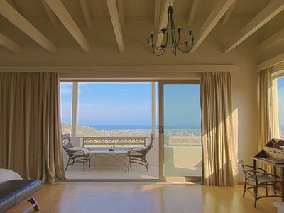 Photo for Lenas Villa Luxurious Panoramic Sea Views