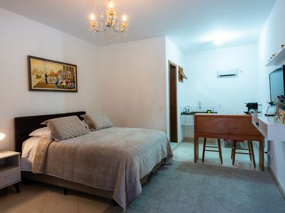 Photo for 1BR Apartment Vacation Rental in Camanducaia, MG