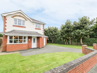 Photo for COED RHOSYN, pet friendly, with a garden in Morfa Bychan, Ref 6326