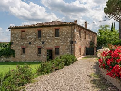 Photo for Casale San Martino In Monteroni d'arbia, Tuscany