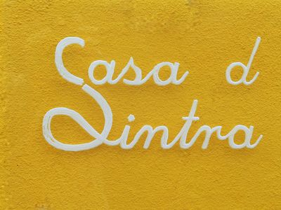 Photo for CASA d SINTRA - Accommodation in the historic center of Sintra