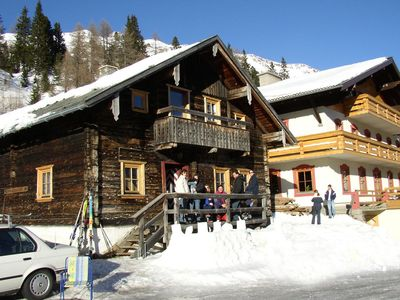 Photo for Nice, big apartment near the small village of Obertauern in a beautiful location for an active holid