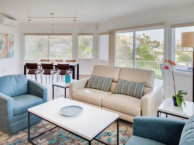 Photo for Quiet Pacific Beach Family Vacation Home