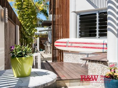 Photo for The Noosa Beach House , Little Cove
