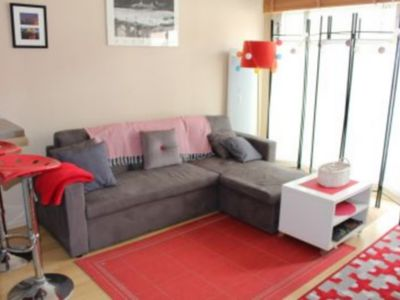 Photo for ARCACHON CENTER, Apartment T1 bis, close to the beach