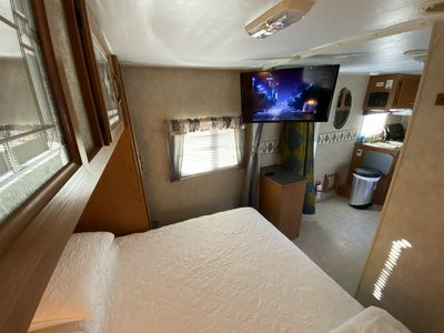RV Camper privacy of your own in Pahrump We offer discount on longer stays!