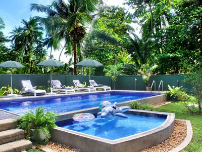 Photo for HikkaVilla - An Excellent 5 AC BR Villa with a Private Pool