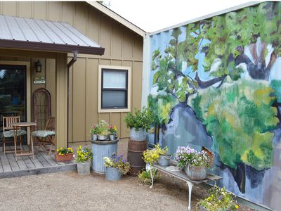 Photo for Upscale Charming Cottage on a Quiet Country Lane in Sebastopol