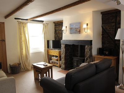 Photo for Period 3 bedroom cottage in the heart of Appledore, Devon