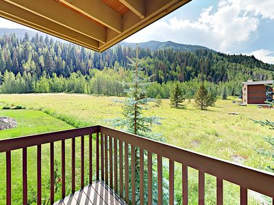 Photo for 2BR Condo at Timber Falls w/ Mountain Views – Near Vail Mountain