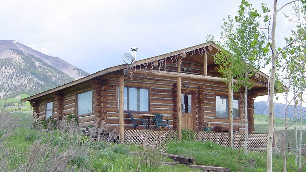 Gorgeous cabin near crested butte gunnison vrbo for Cabins near crested butte co