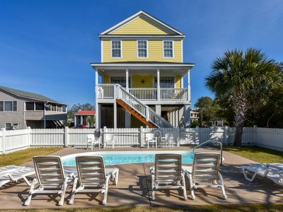 Photo for Going Coastal - 5 bed (1 down, 4 up) 4 bath, Third Row