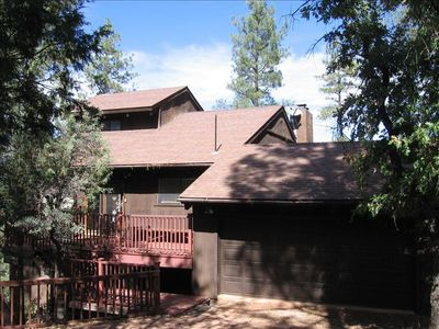 Photo for Breathtaking Views of Mogollon Rim  from Large Mountain Home