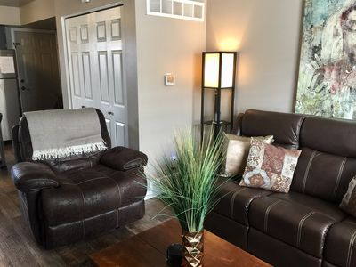 Photo for Beautiful townhome centrally Located Between Ogden and Salt Lake City!