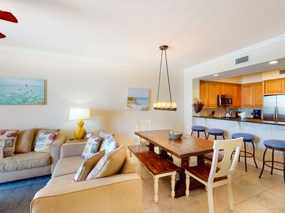 Photo for Cute 3rd Floor Condo w/ Pools Onsite, Nearby Activities, Shops, Restaurants!